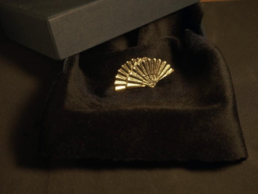 Alexandros Tzannis Studio - Double Fan Earring