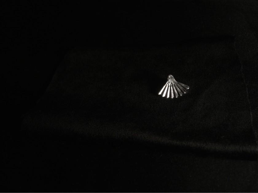 Alexandros Tzannis Studio - Half Fan Earring