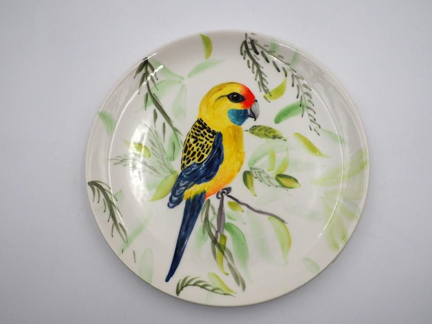 AM - Birds Plates (Set of 2)
