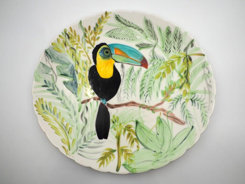 AM - Birds Platter