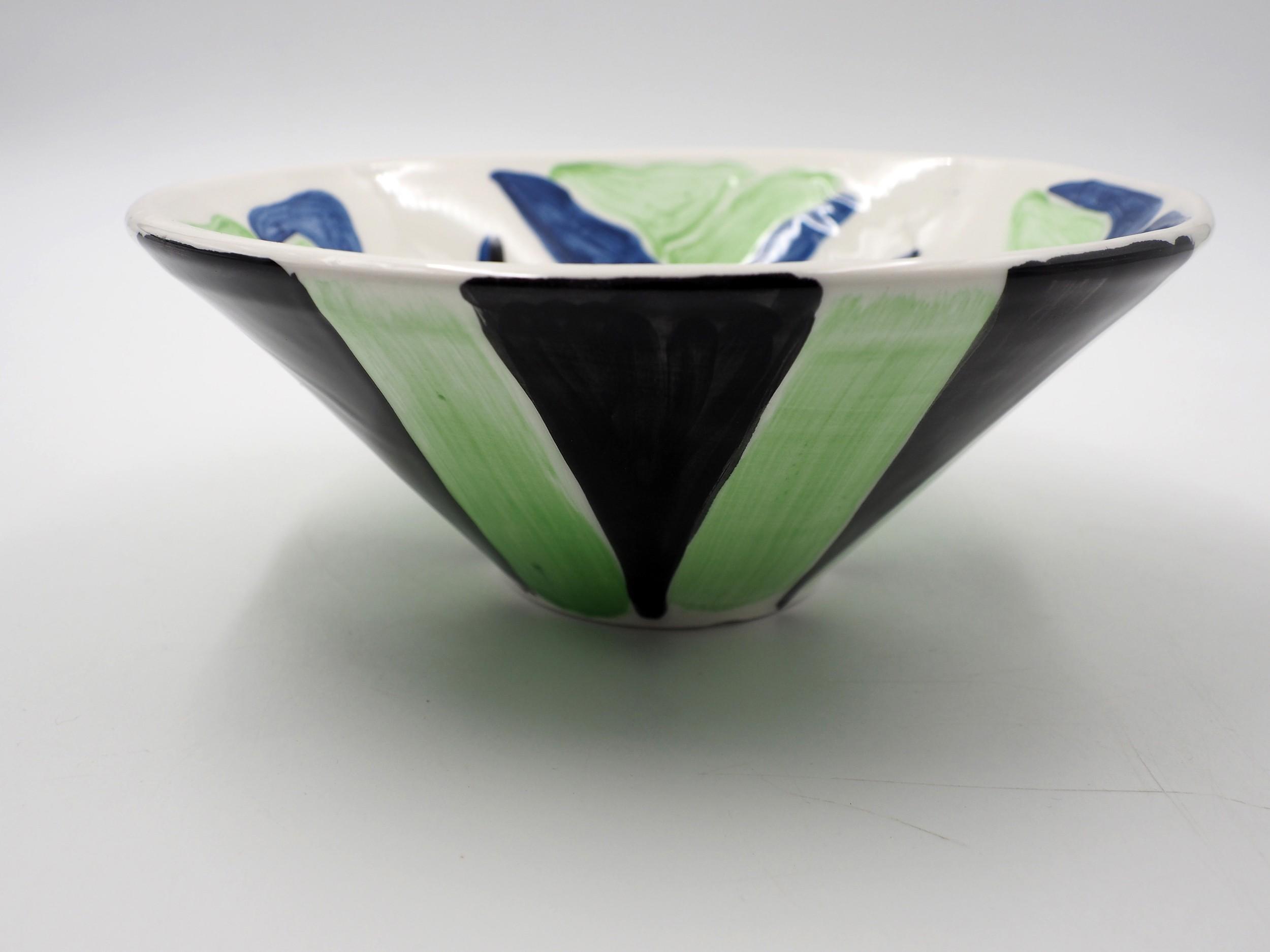 AM - Deco Serving Bowl