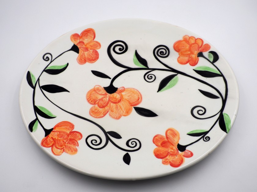 AM - Deco Platter