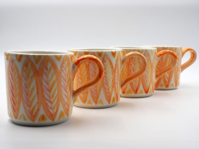AM - Dreamcatcher Mugs (Set of 4)
