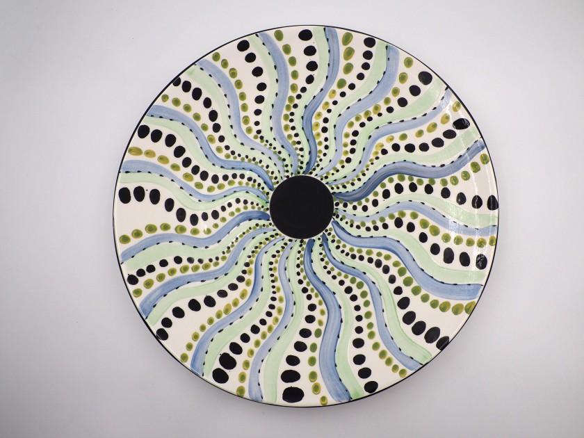 AM - Swirl Platter