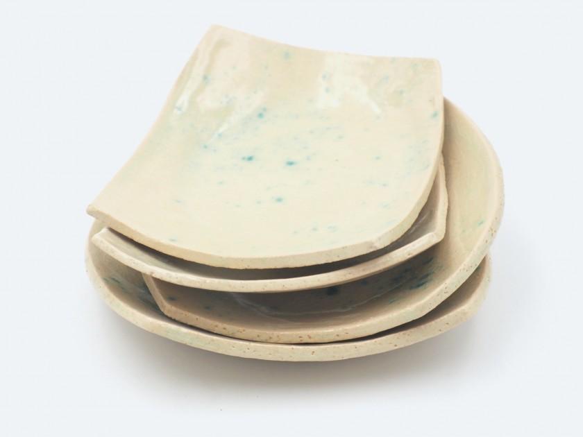 AM - Decorative Trinket Dish (Set of 4)