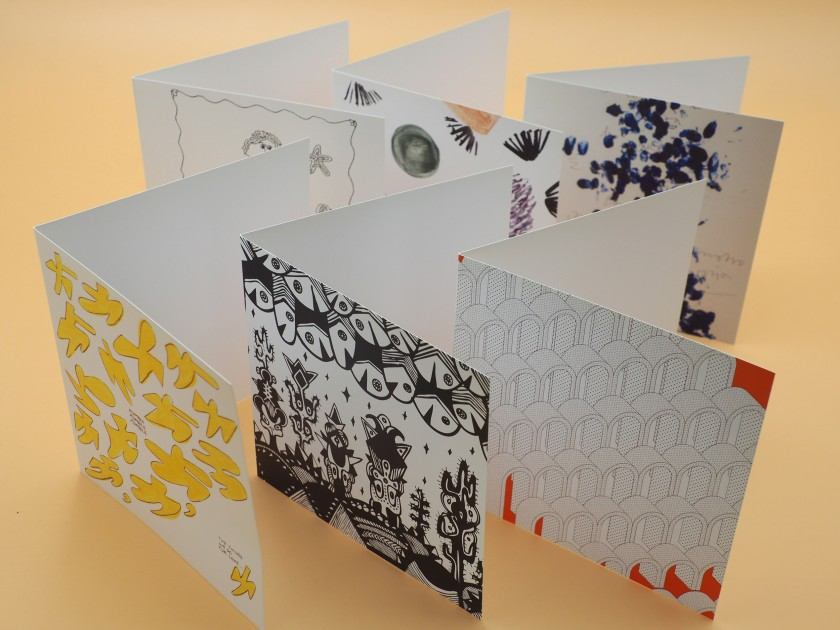 ARCH - Notecards (6 pack)