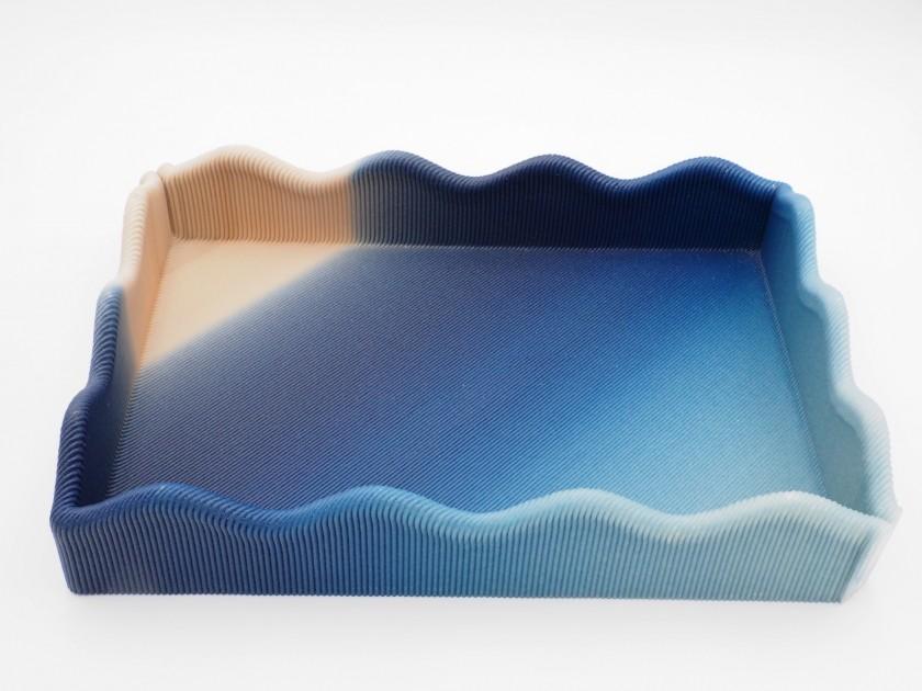Blue Cycle - Ocean Skin Tray