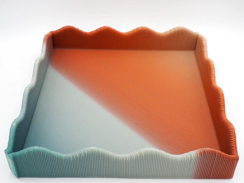 Blue Cycle - Bright Shadow Tray