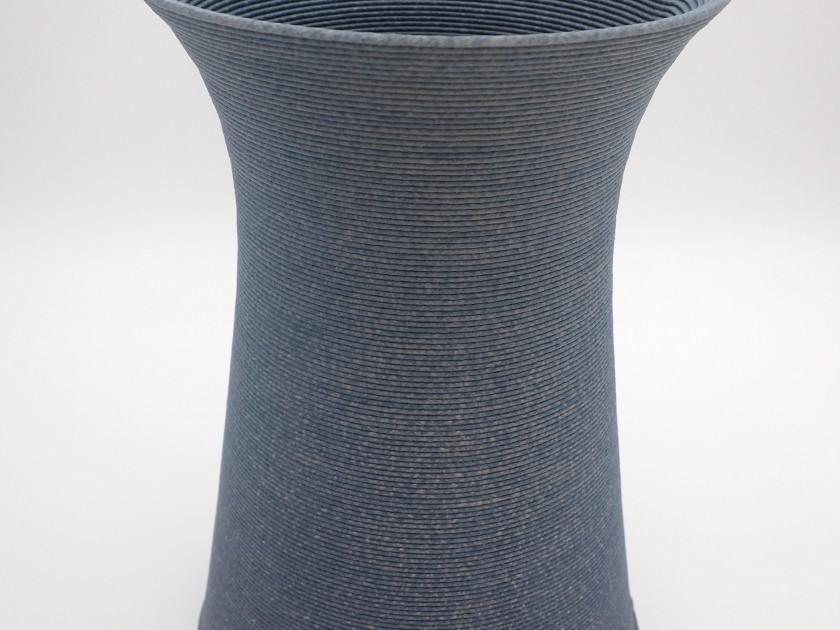 Blue Cycle - Ocean Blue Vase