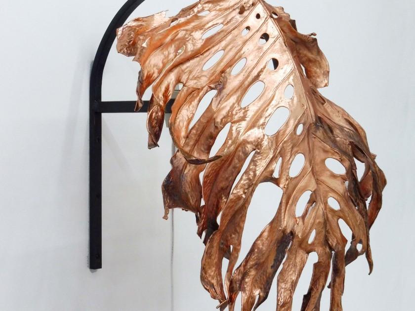 Daedalus Street - Monstera lamp (Grow Your Own Lamp series)
