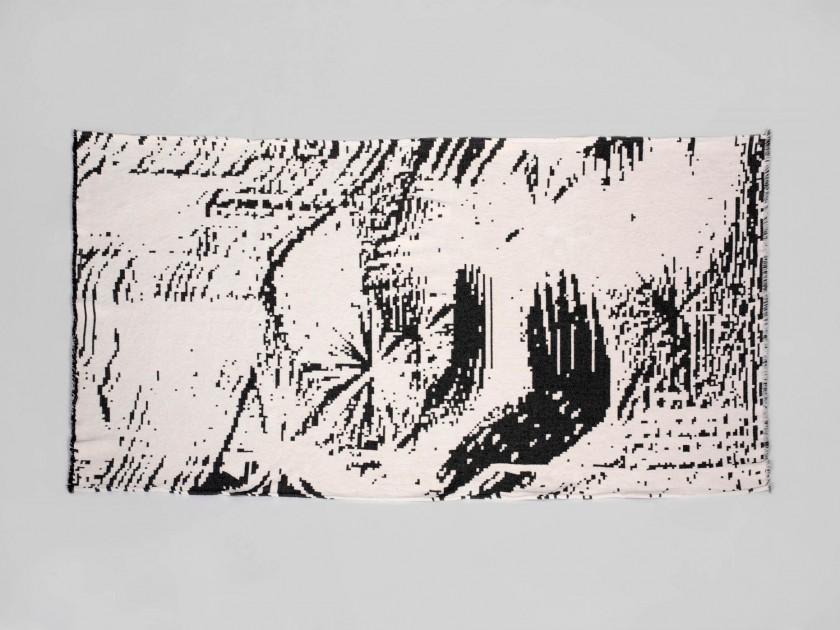 SERAPIS MARITIME - Jacquard Towel